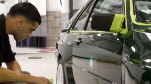 کنترل کیفیت بدنه خودرو با چشم