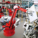 See, Pick Up and Simultaneously Inspect - Intelligent Robot Vision