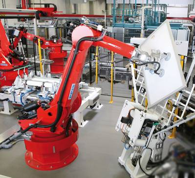 See, pick up and simultaneously inspect with intelligent robot vision technology