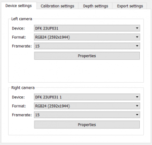 device setting software