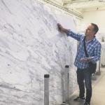 کنترل کیفیت سنگ های طبیعی